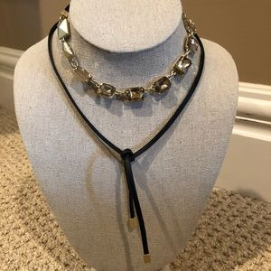 Stella & Dot Reese Sparkle Necklace